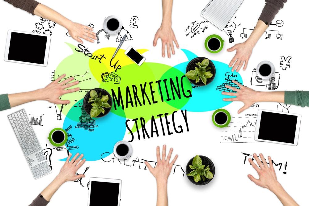 4 Strategi Pemasaran yang Menunjang Pertumbuhan Bisnis